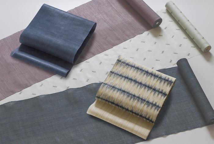 重要無形文化財 宮古上布 展<br>~伝承される技・現代の宮古上布~
